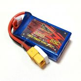 Аккумулятор 11.1V 500mAh 65C Lipo 3S XT60 Giant Power