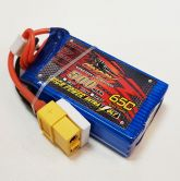 Аккумулятор 11.1V 500мАч 3S 65C LiPo XT60 Giant Power Dinogy