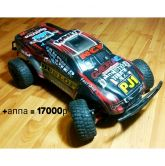 Remo-Traxxas с RC4G б/у