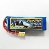 Аккумулятор 11.1V 2800mAh 25C Lipo 3S XT60 Giant Power