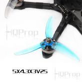 HQ Freestyle Prop 5X4.3X3V2S 2CW+2CCW PC