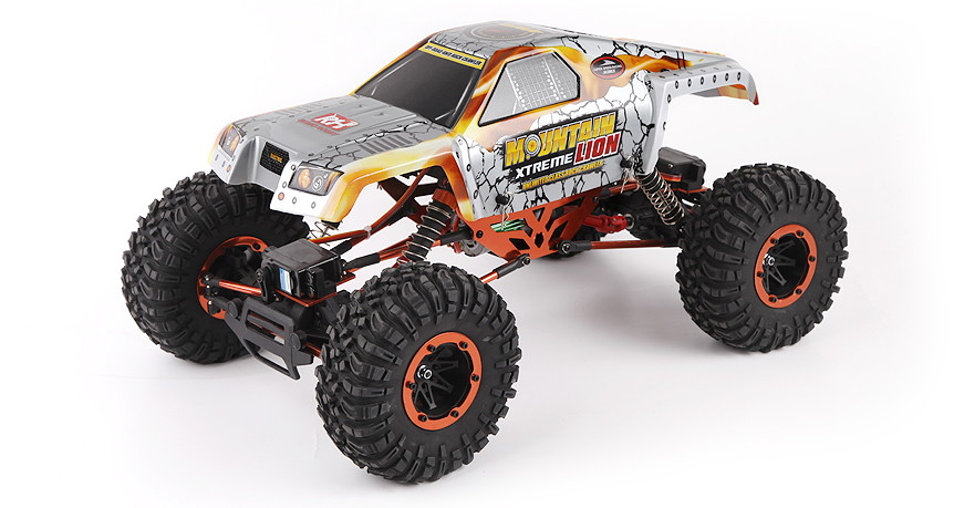 Remo Hobby RM1072 ROCK CRAWLER Mountain Lion Xtreme