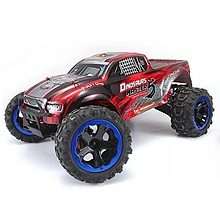 REMO HOBBY Dinosaurs Master 5 1:8 4WD (8036) brushless + тюнинг
