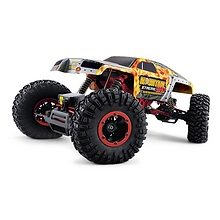 REMO HOBBY ROCK CRAWLER Mountain Lion Xtreme 4WD 1:10